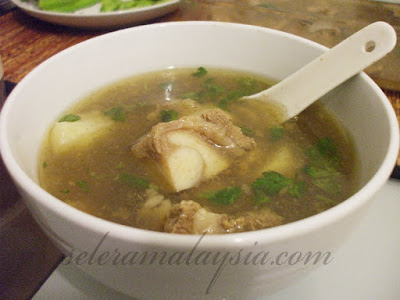 Sup Tulang Recipes ( Beef Rib Soup)
