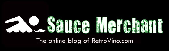 Sauce Merchant - The Online blog of RetroVino.com