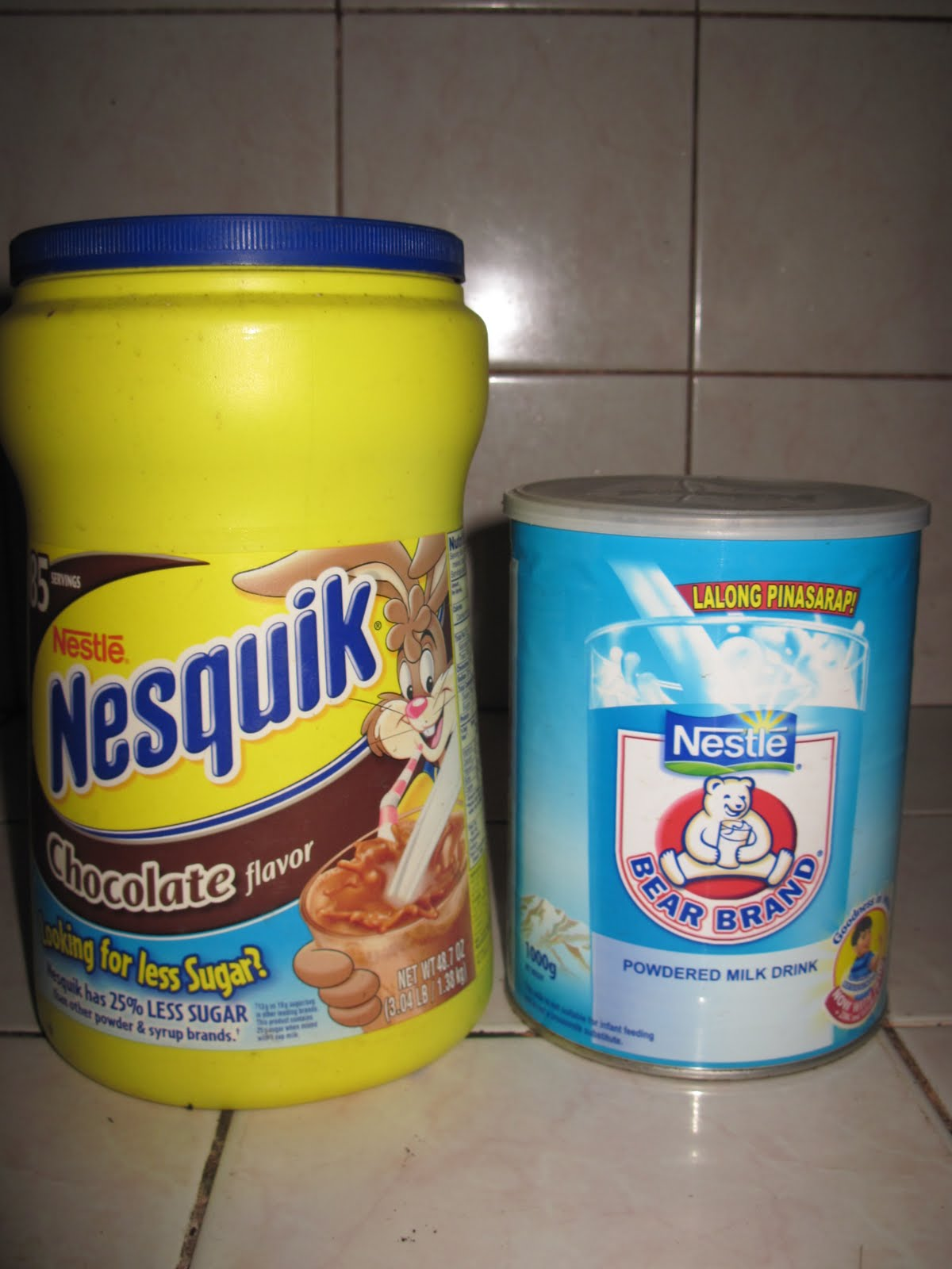 U555u | Images: Chocolate Milk Powder Brands