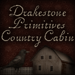 DRAKESTONE PRIMITIVES COUNTRY CABIN