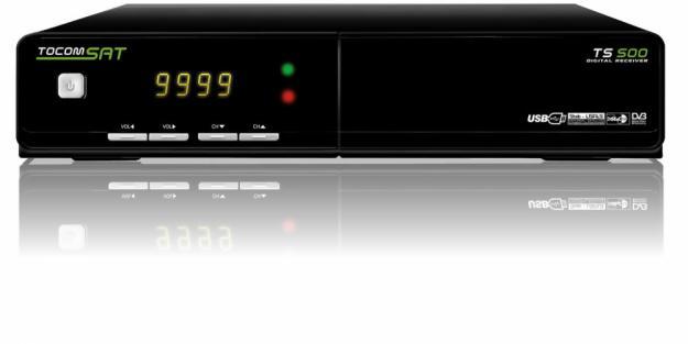 Tocomsat TS500 USB HDMI Tocomsat