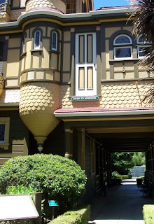 Winchester Mystery House, San Jose, California, America
