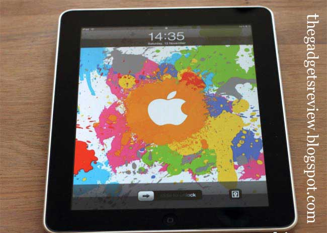 New Gadget Product iPad 2