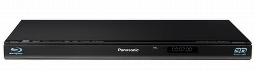 Panasonic 3D Blu-ray Players