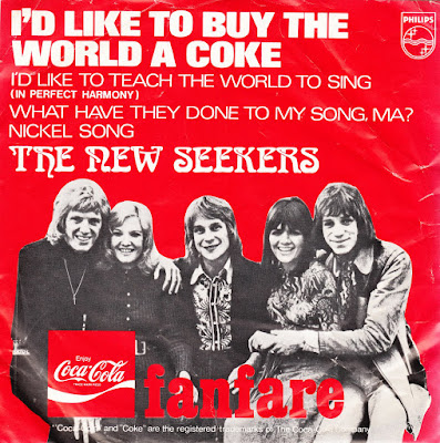 Coca Cola Singapore The New Seekers Ep