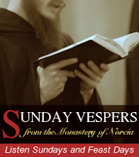 Listen to daily Lauds and Vespers