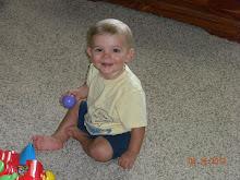 Kyler 11 months old