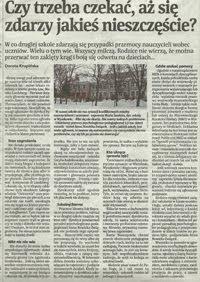 Przemoc w SSP w Wyszkowie cz.1