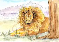 Aslan by tapestry316