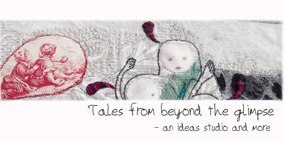 Tales from beyond the glimpse...