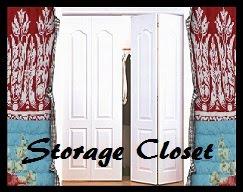 SKW's Storage Closet