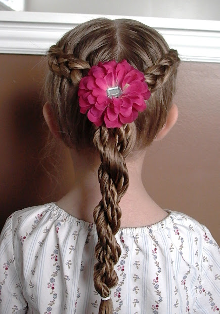 braid hairstyles lil girls
