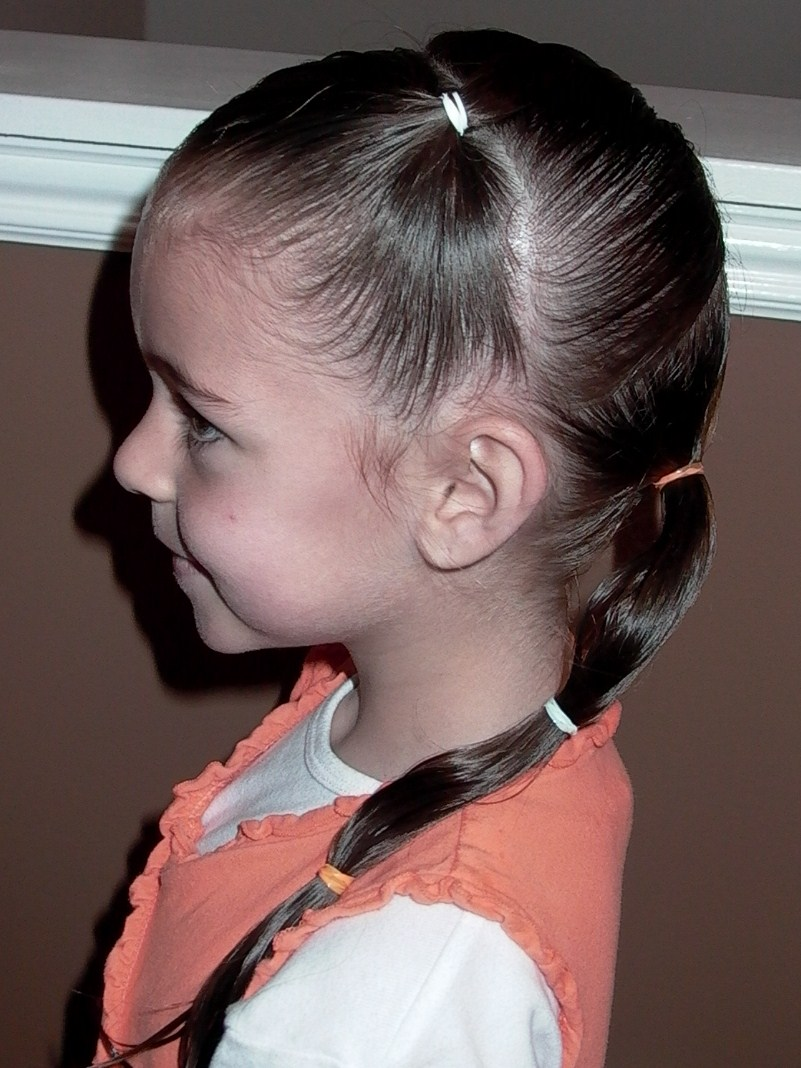 Lastest 10 Cute Little Girl Hairstyles  Ma Nouvelle Mode
