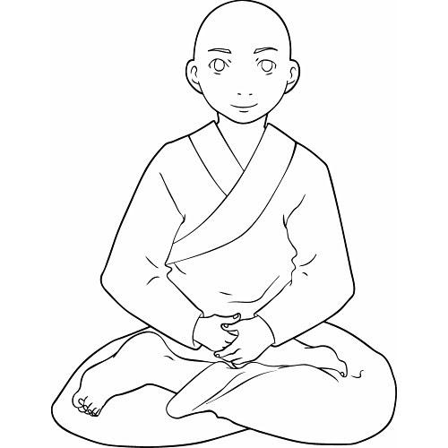 AtmajyothiPrabhu Monk and the