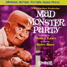 MAD MONSTER PARTY CD soundtrack