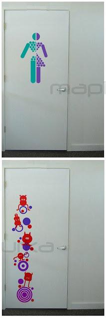 Mapiurka adhesivos decorativos ba puertas decoradas con vinilos doors - Puertas decoradas con vinilo ...
