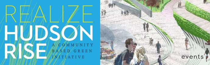 Realize Hudson Rise — Events