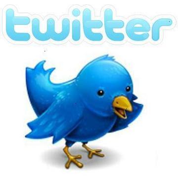 twitter microblogging logo