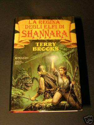 Terzo libro della di Shannara, molto emozionante, pieno di azione e
