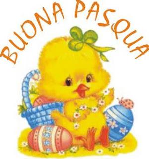 Buona Pasqua a tutti voi miei cari amici!!!!!