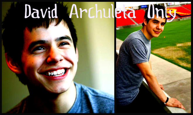 David Archuleta Only