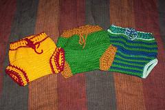 CrochetCastle.com: Easy Crochet All-Night Soaker Pattern