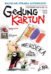 GEDUNG KARTUN