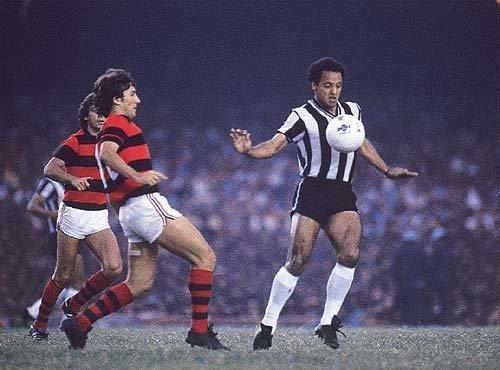 storica rivalità tra Galo e Flamengo