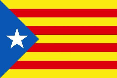11 de Setembre, Diada Nacional de Catalunya, Catalunya Nord i la Franja de Ponent (de Facto) 20070806133041-estelada-blava%5B1%5D