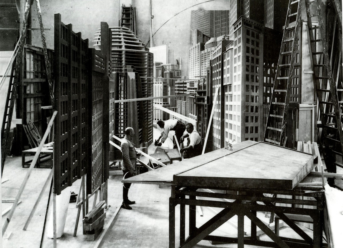 Boiteaoutils Film Architecture From Metropolis To Blade Runner