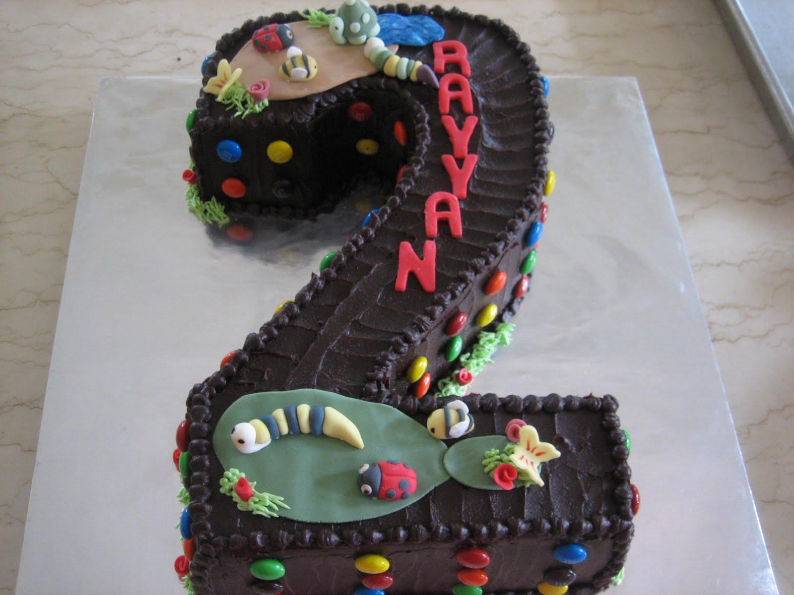 Homemade Sweet Treats 2nd Birthday For Baby Boy Rayyan