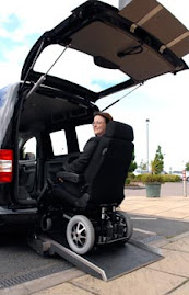 Drive from Wheelchair car