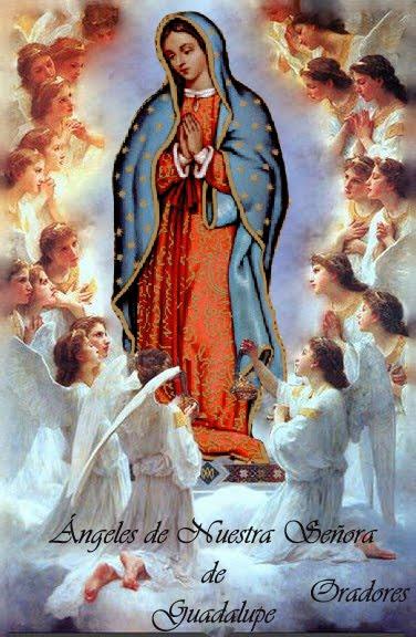 Ángeles de Nuestra Señora de Guadalupe