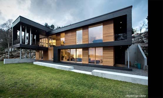 koran arsitektur rumah kayu villa storingavika oleh