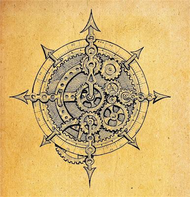 Tatouage Rose Des Vents Signification. Tatouage Rose Des Vents.