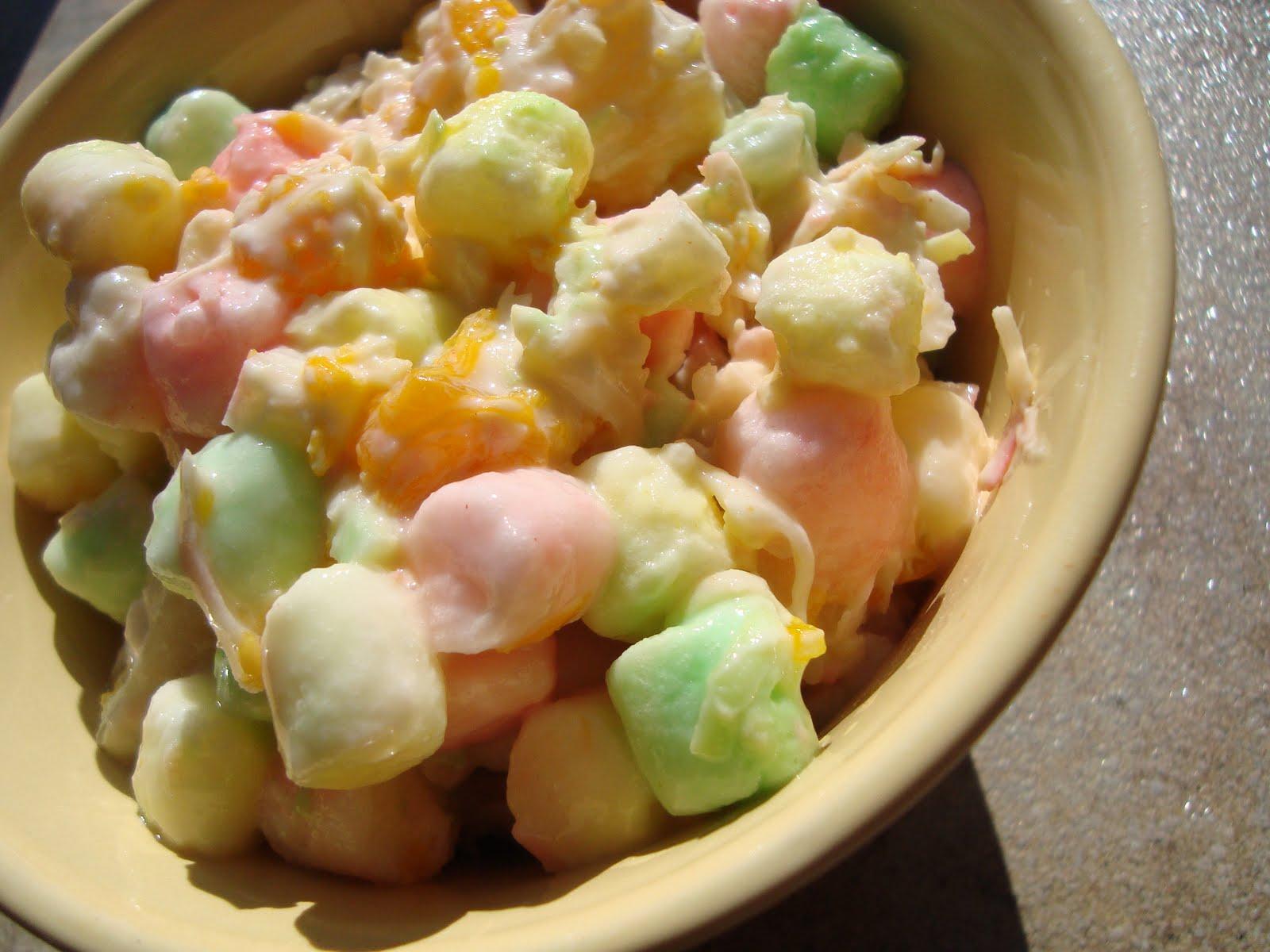 Ambrosia Salad Cool Whip Marshmallows Ambrosia Recipe Cool Whip