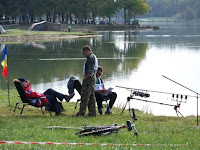 wk karpervissen lac l'uby Frankrijk 2009