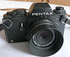 Pentax LX with 40mm