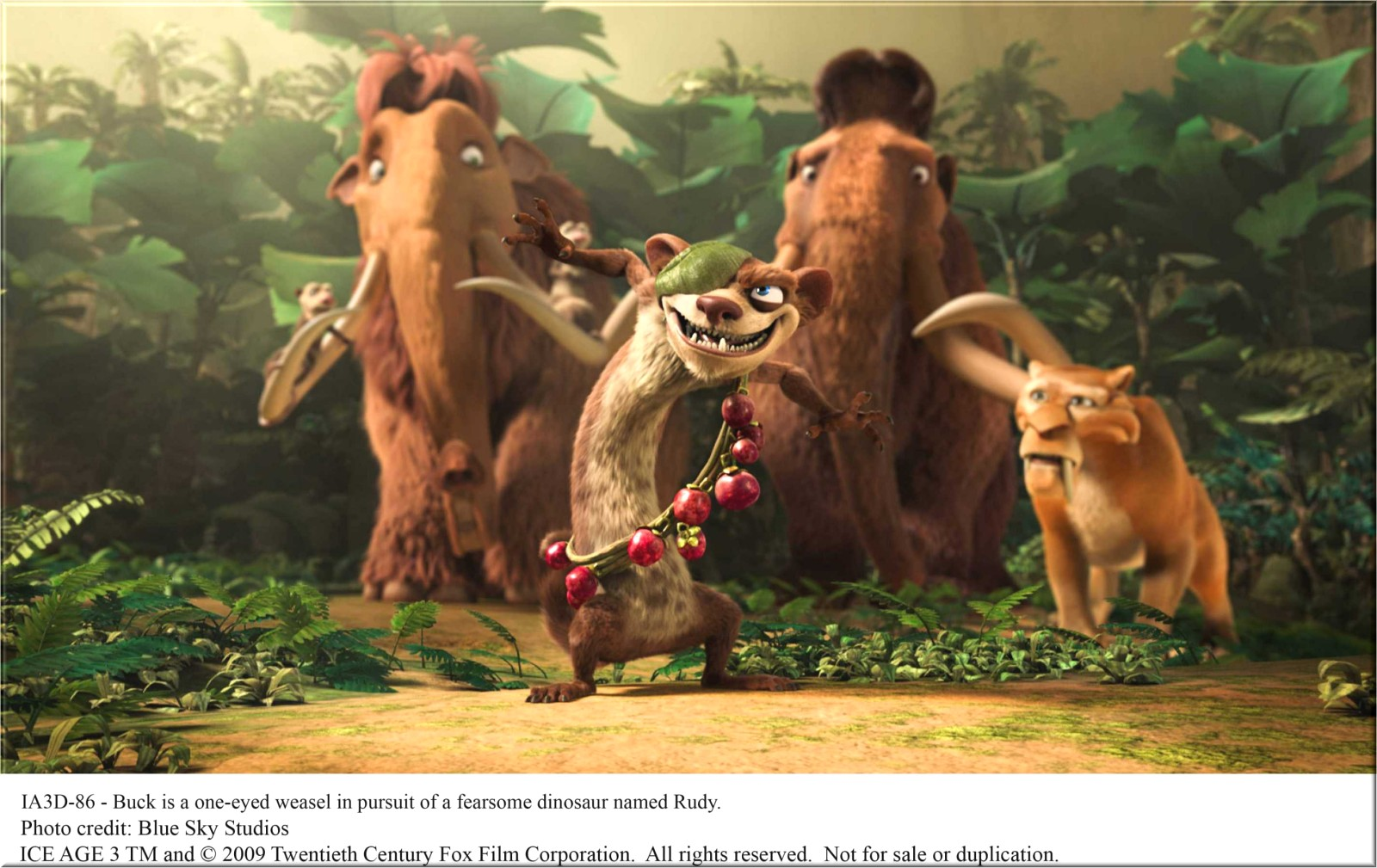 Ice Age 3 Dawn Of The Dinosaurs Wallpaper Images