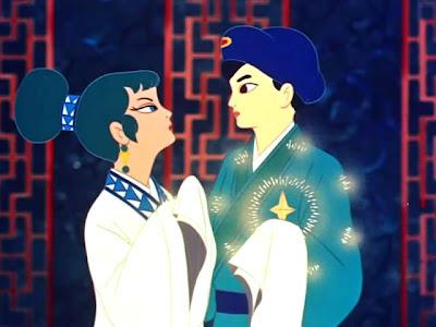 Sugestão: Filmes de Animação Clássicos HakujaDen15