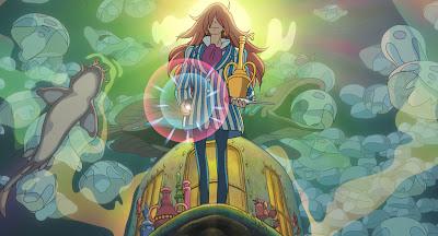 Ponyo - Miyazaki the Alchemical Wizard
