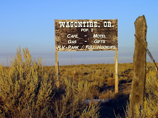 Wagontire oregon