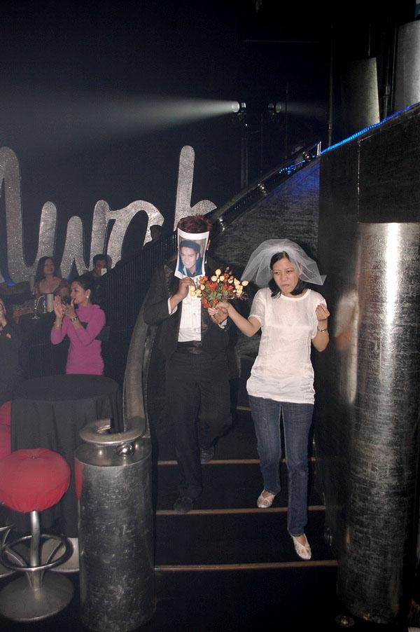 Club Mwah!, Bridal Shower, Night Life, Shows, Mandaluyong City, Manila, Philippines, Pinay Commuter, Noemie Lacay