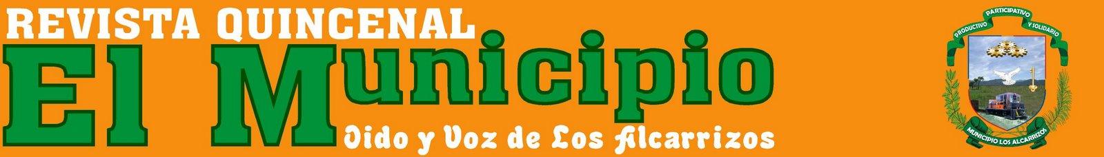 El Municipio, Oido y Voz de Los Alcarrizos