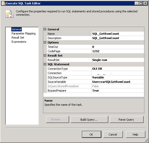 Bi future blog ssis must declare the table variable for Table variable in sql server