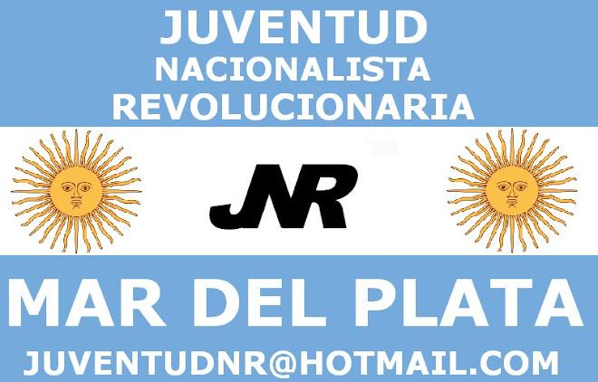 JUVENTUD NACIONAL REVOLUCIONARIA ARGENTINA DE MAR DEL PLATA