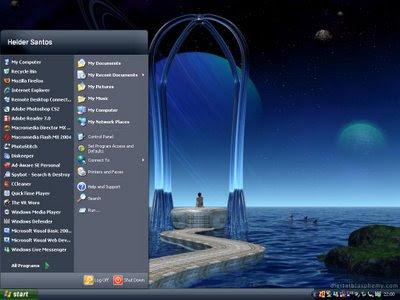 Download   Royale Noir Theme for WinXP 1.47