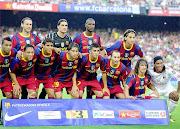 Gamper Kupası maçında Barcelona Milan'ı penaltılarda 31 yendi ve kupanın . (strong ronaldinho rey gamper strong)