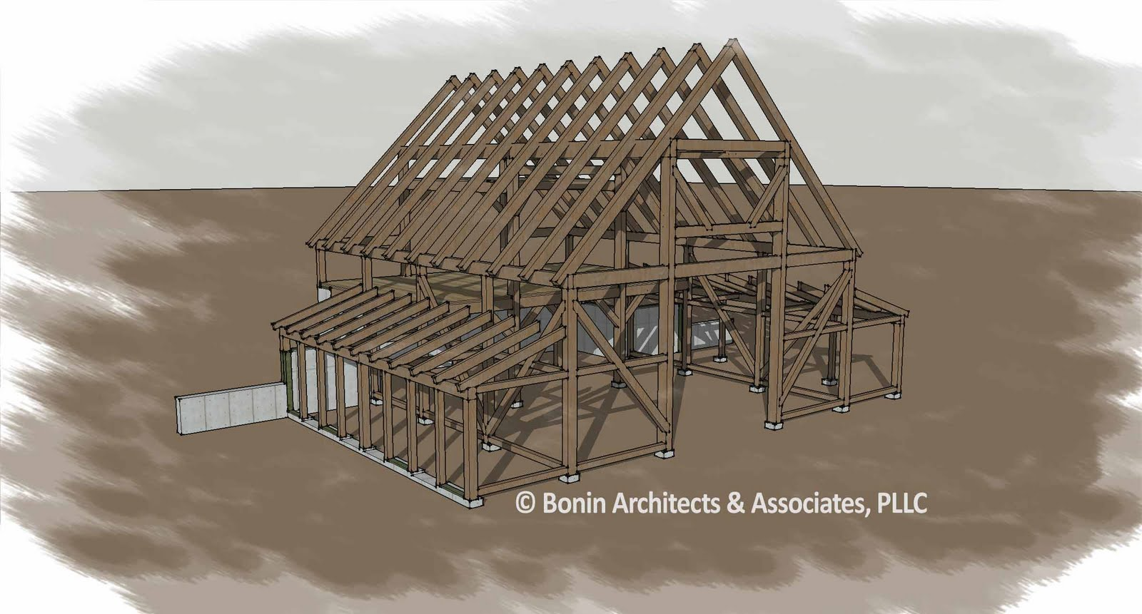 Post And Beam Timber Frame Blog Timber Frame Barn