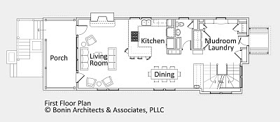 Green Home Design Architect: Vacation Cottage Plans, Sunapee NH